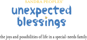 Unexpected Blessings by Sandra Peoples