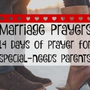 marriage prayers no link