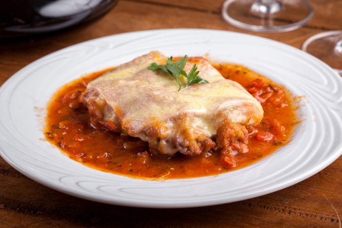 """11 comidas """"italianas"""" que na verdade só existem no Brasil"""