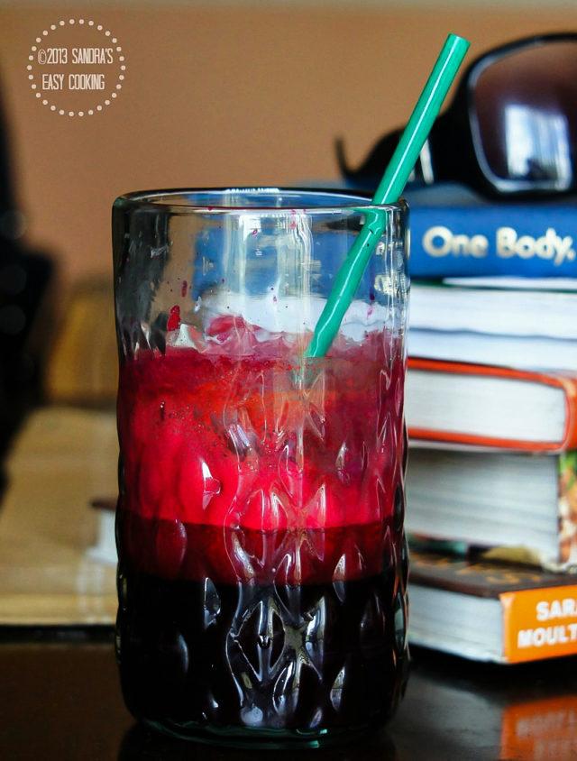Natural Homemade Beet Juice
