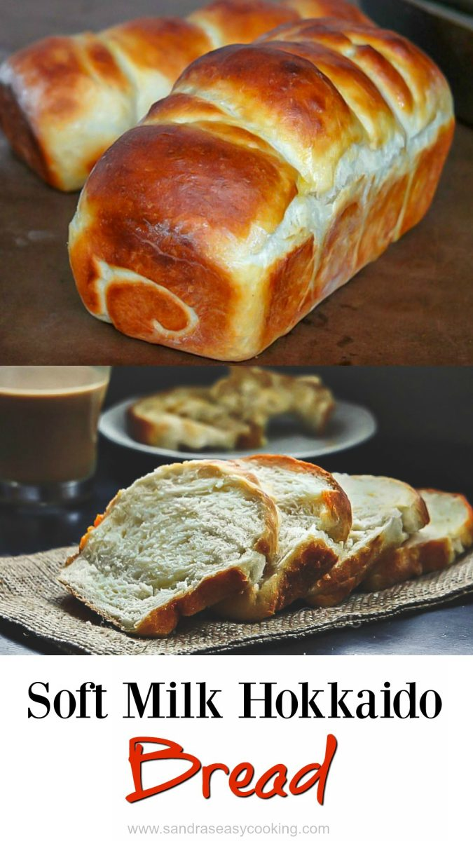 I went head over heels in this soft, fluffy like a pillow Japanese milk bread that literally melts in your mouth. This Bread was so soft, fresh and in combination with my hot french vanilla latte, it was just perfect on a chilly afternoon.