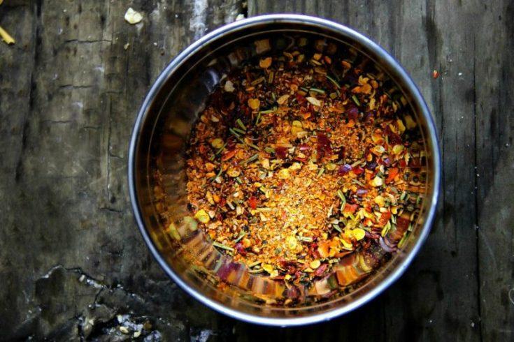 Spicy Dry Rub