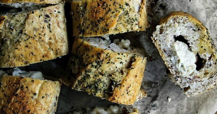 Boursin® Cheese Stuffed Bread