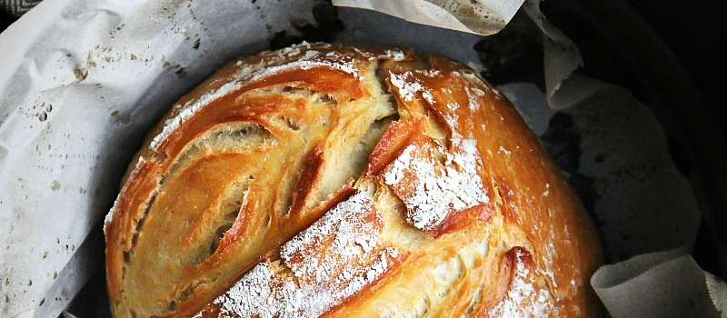 Dutch Oven Bread