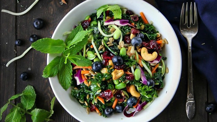 Superfoods Salad