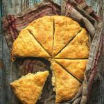 Dutch Oven Damper Bread