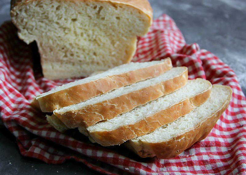 No-Knead Homemade Bread