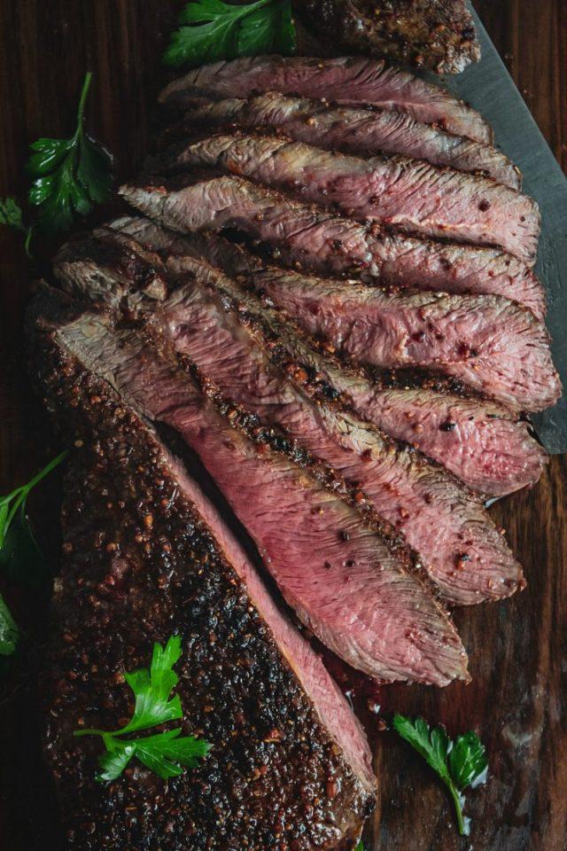 Broiled Flank Steak Recipe