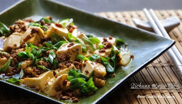 Sichuan Mapo Tofu