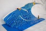 olas de lego