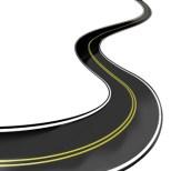 ruta-con-varias-curvas-y-lneas-amarillas