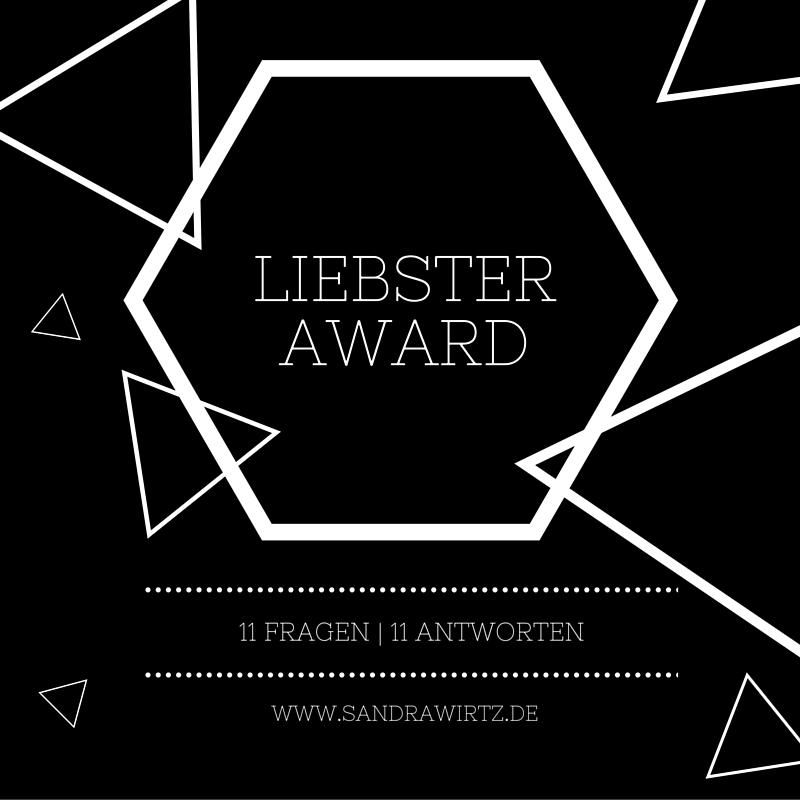 Liebster Award Nominierung Sandra Wirtz