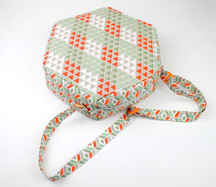 DIY-Anleitung Diamant-Tasche