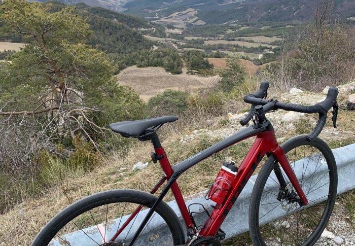 Une semaine à vélo dans les Baronnies Provençales
