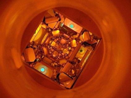 In out - installation cône intérieur