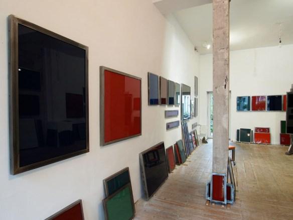 Unvollendete Skulptur für meine Malerfreunde (The Box - Galerie Reimund Jonen, Düsseldorf) (6)
