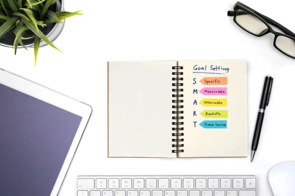 set goals for small business