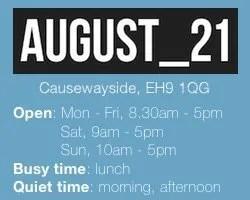 Edinburgh's Best Work-Friendly Cafés for Small Businesses: August_21