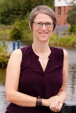 Denise Strohsahl, small business marketer in Edinburgh