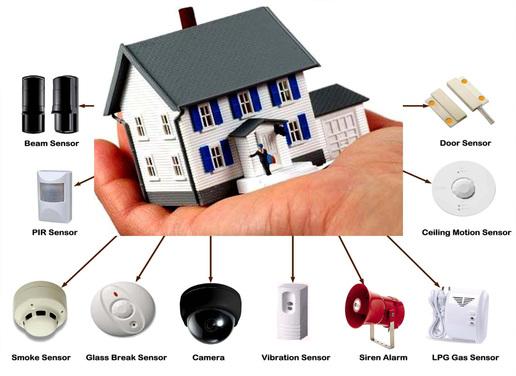 Do It Yourself Burglar Alarms
