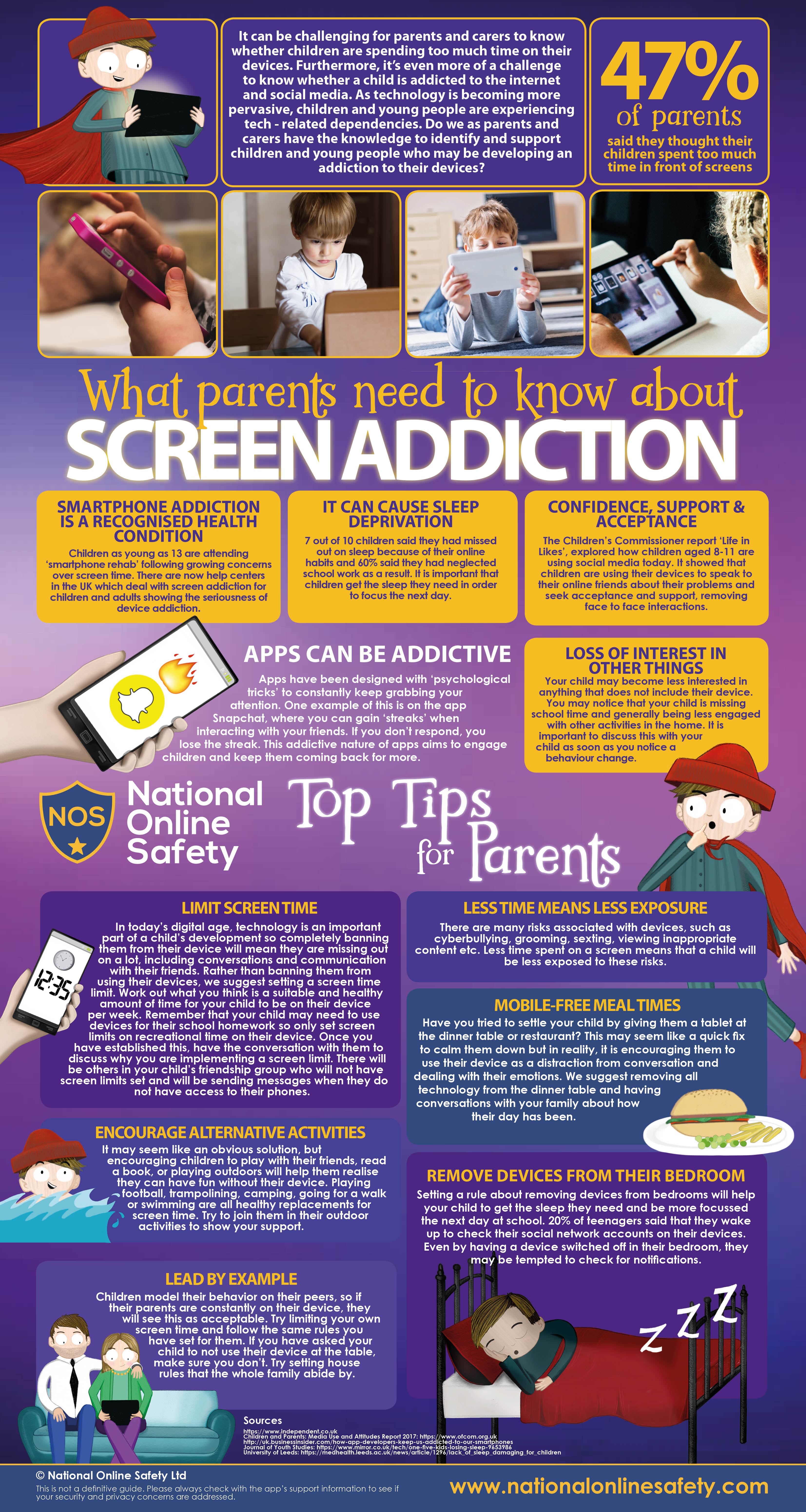 Social Networking And Internet Safety