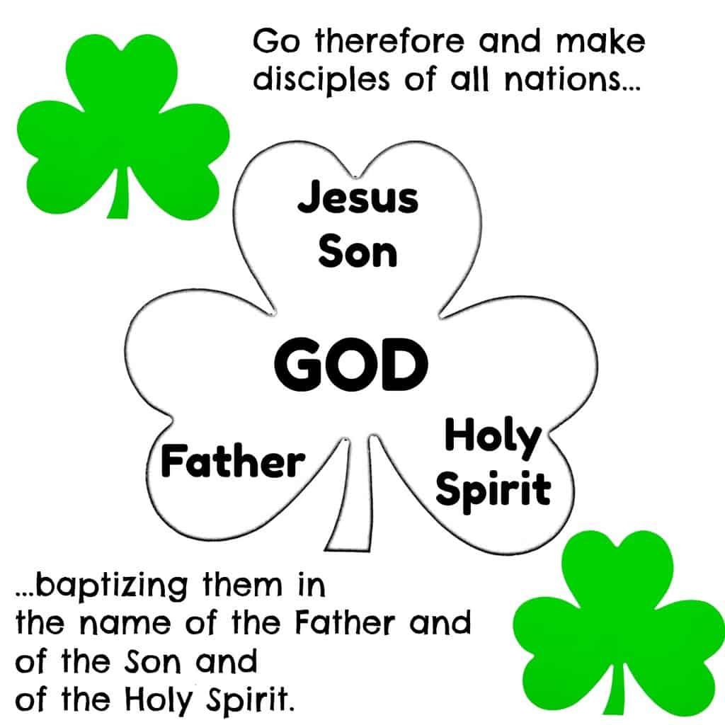 Easy St Patrick Day Crafts Activities For Toddlers And
