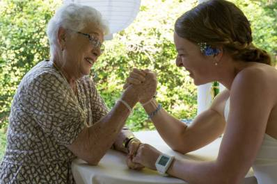 lokai arm wrestling