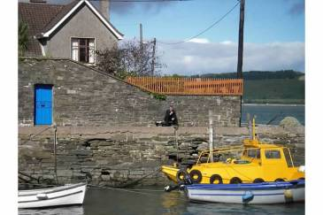 yellow boat youghal
