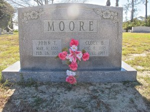 moore grave