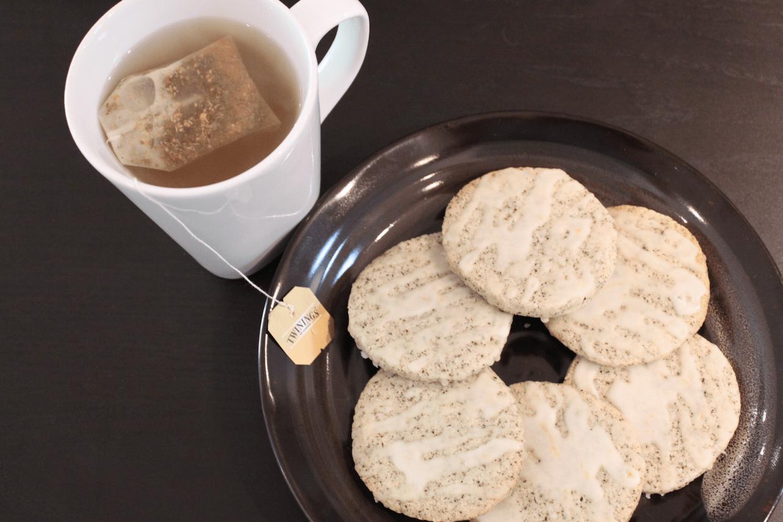 Arnold Palmer Shortbread Cookies