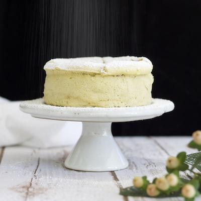 Sweet Potato Soufflé Cheesecake