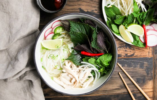 Pho Ga (Chicken Noodle) Hack