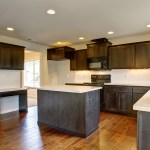 Should You Stain Or Paint Your Kitchen Cabinets For A Change