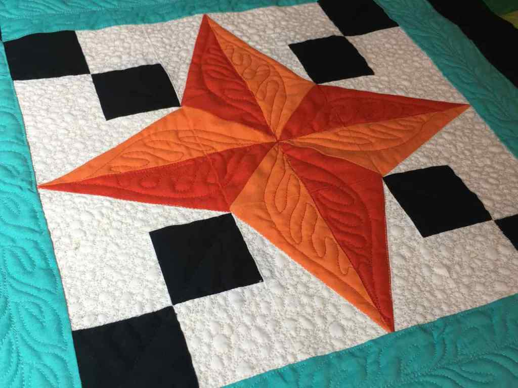 Point of View Quilt