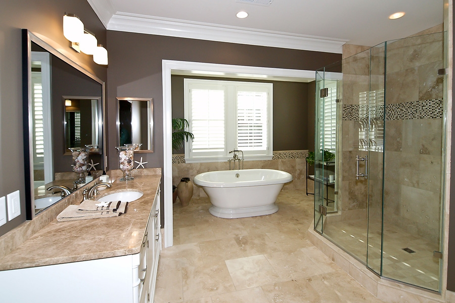 Here Are the Top Trends in Bathroom Designs for 2018 ... on Popular Bathroom Ideas  id=61156
