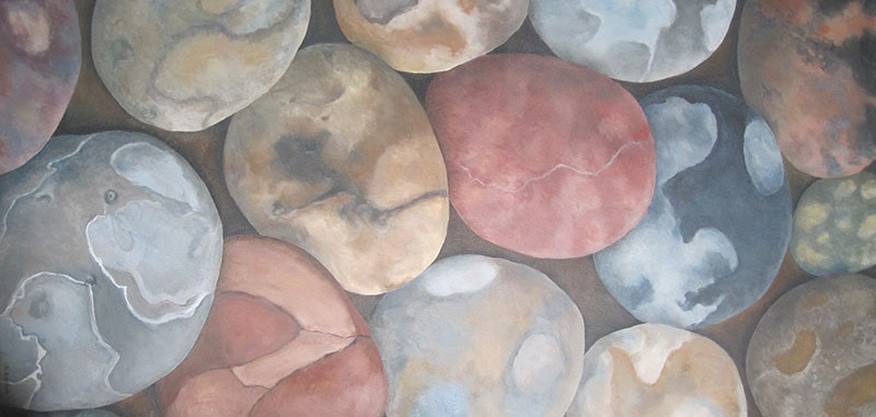 The Beauty of Stones Image