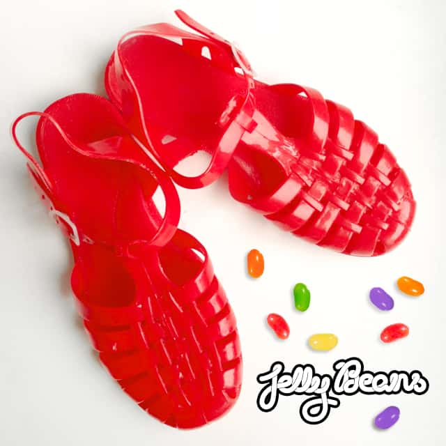 Jelly Beans Sandals Are My New Summer Faves