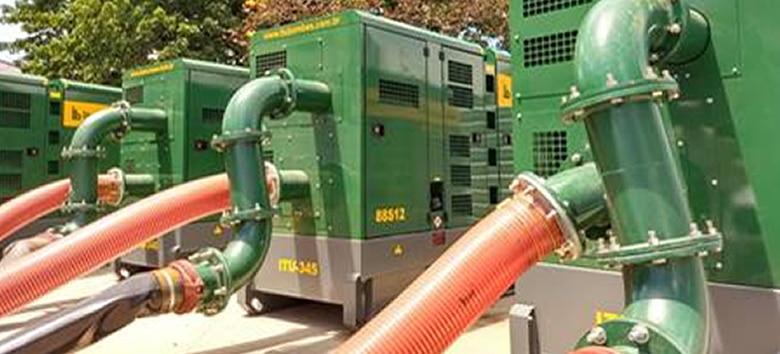 Itubombas Fornece Soluções para Obras de Saneamento, em Salvador/BA 1