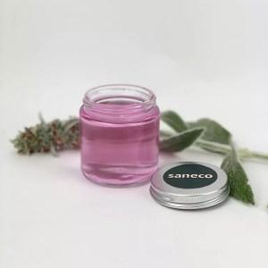 Aromaterapeutická pena do kúpeľa so šalviou