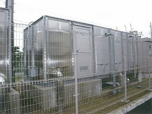 H小学校貯水槽(上水用)清掃