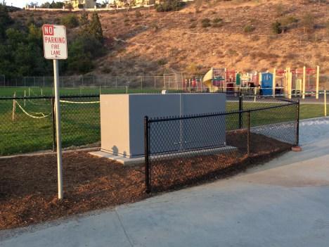 San Elijo Elementary  School Well
