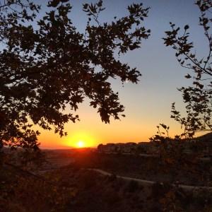 San Elijo Hills Sunset