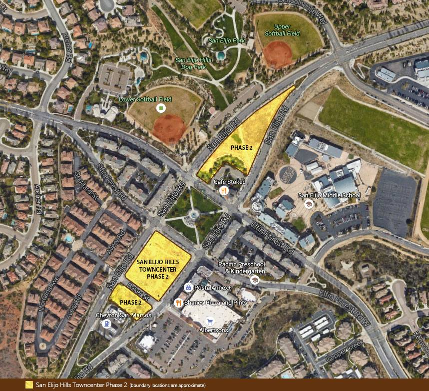 San Elijo Hills Town Center Development