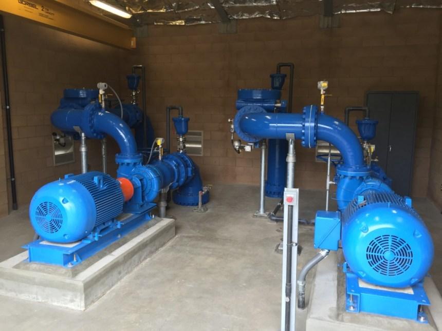 San Elijo Hills Pump Station
