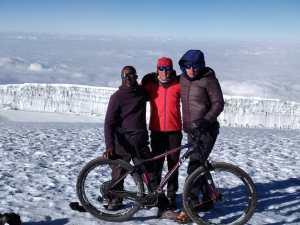Sanferbike Reto Kilimanjro 2018