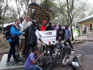 Sanferbike Reto Kilimanjaro