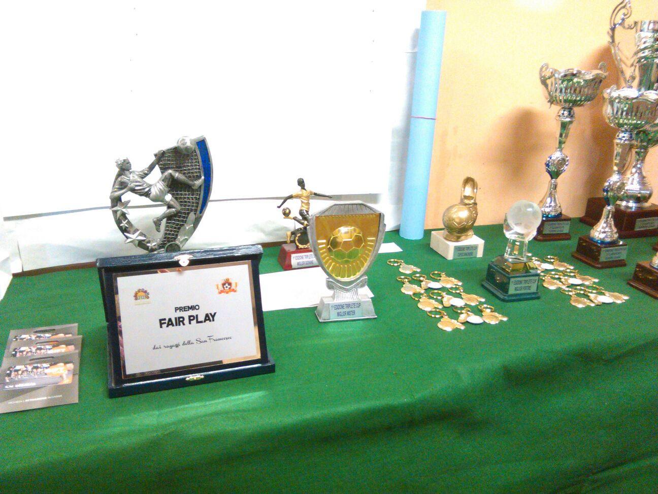 Triplete cup 2015 2016