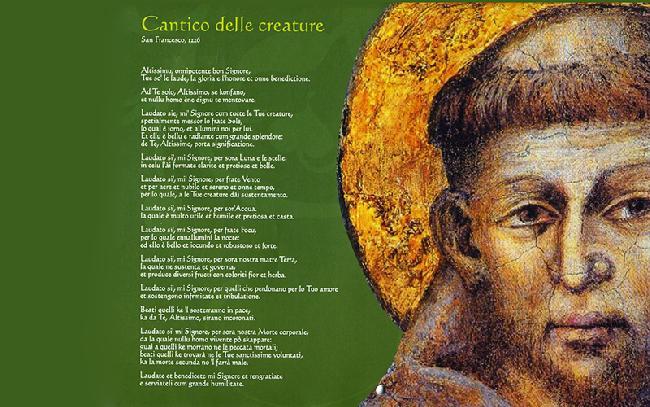 I Bambini Parlano Del Cantico Delle Creature San Francesco