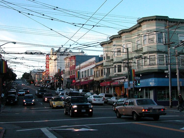 Castro San Francisco Neighborhoods