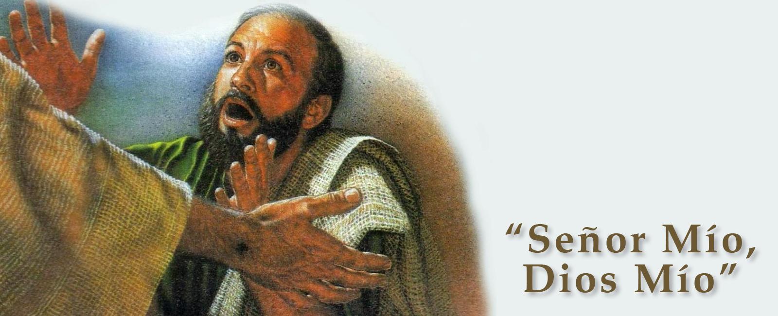 Parroquia El Altet - Evangelio 8 de Abril